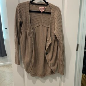 Juicy Couture Oversized Grandma Sweater